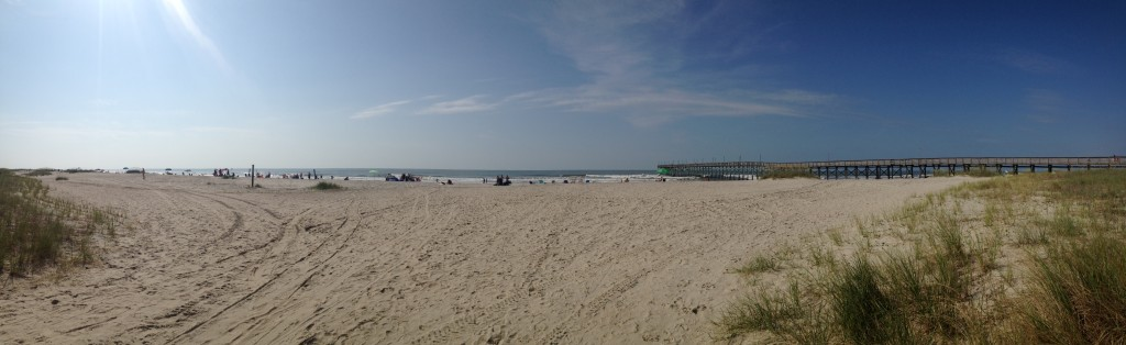 Beaches Fine After Hurricane Arthur