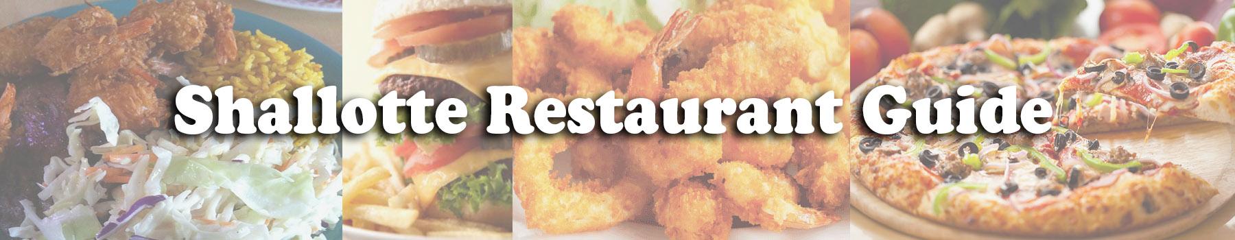 Shallotte NC Restaurant Guide