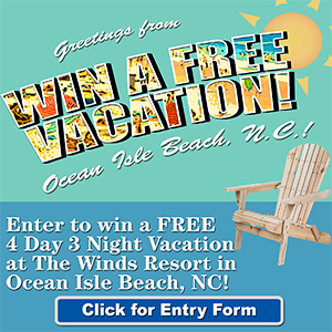 Free Vacation Summer 2016 Side Ad
