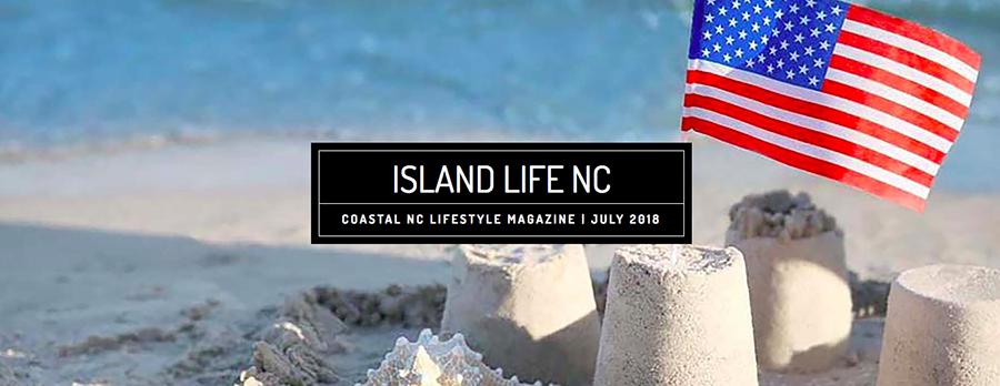Island Life NC July Issue