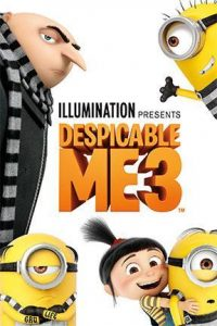 June 21st Despicable Me 3